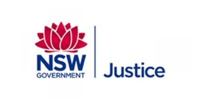 Dept Justice Nsw